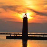 Lake Michigan Lighthouse