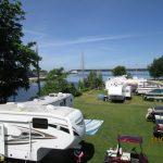 Muskegon RV camping
