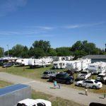 Muskegon RV campsite