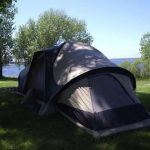 Muskegon tent camping