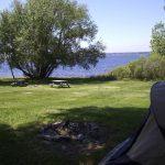 Muskegon Tent Campsite